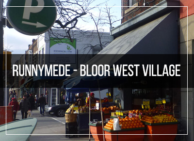 Runnymede - Bloor West Village